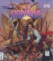 Cover von Uncharted Waters 2 - New Horizons