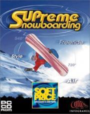 Cover von Supreme Snowboarding
