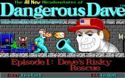 Cover von Dangerous Dave 3