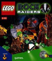 Cover von Lego Rock Raiders