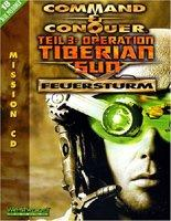 Cover von Command & Conquer - Operation Tiberian Sun: Feuersturm