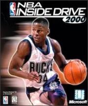 Cover von NBA Inside Drive 2000