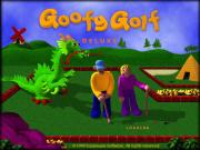 Cover von Goofy Golf Deluxe