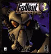 Cover von Fallout 2