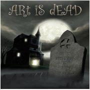 Cover von Art is Dead