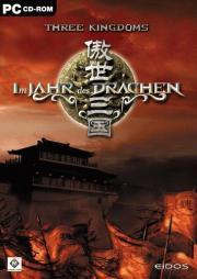 Cover von Three Kingdoms - Im Jahr des Drachen