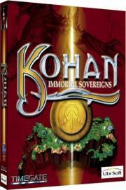 Cover von Kohan - Immortal Sovereigns