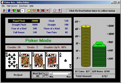 PokerAce - Cheats für PC