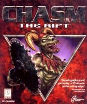 Cover von Chasm - The Rift