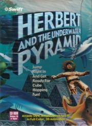 Cover von Herbert and the Underwater Pyramid