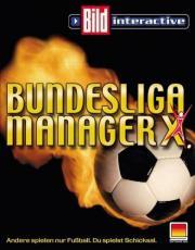Cover von Bundesliga Manager X