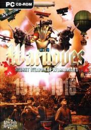 Cover von Wardoves - Secret Weapon of Worldwar I
