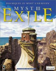 Cover von Myst 3 - Exile