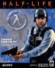 Cover von Half-Life - Blue Shift