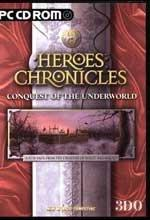 Cover von Heroes Chronicles - The Final Chapters