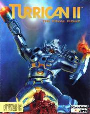 Cover von Turrican 2 - The Final Fight