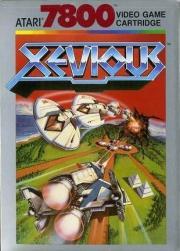 Cover von Xevious