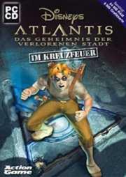 Cover von Atlantis - Das Geheimnis der verlorenen Stadt: Im Kreuzfeuer