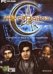 Cover von Anachronox