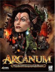 Cover von Arcanum
