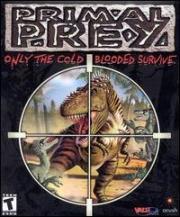 Cover von Primal Prey