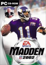 Cover von Madden NFL 2002