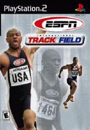 Cover von ESPN International Track And Field