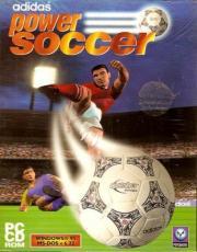 Cover von Adidas Power Soccer