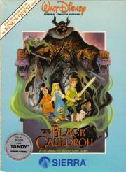 Cover von The Black Cauldron