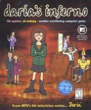 Cover von Daria's Inferno