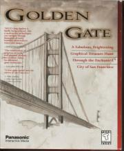 Cover von Golden Gate