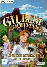 Cover von Gilbert Goodmate und der Pilz von Phungoria