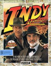 Cover von Indiana Jones and the Last Crusade