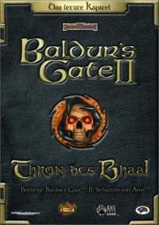 Cover von Baldur's Gate 2 - Thron des Bhaal