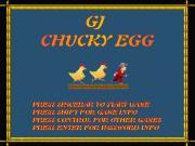 Cover von GJ Chucky Egg