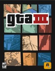 Cover von Grand Theft Auto 3