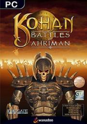 Cover von Kohan - Battles of Ahriman