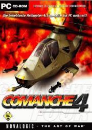 Cover von Comanche 4