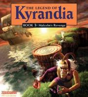 Cover von The Legend of Kyrandia Book 3 - Malcolm's Revenge