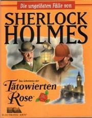 Cover von Die ungelösten Fälle von Sherlock Holmes - Das Geheimnis der tätowierten Rose