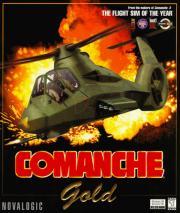 Cover von Comanche Gold