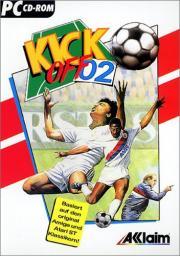 Cover von Kick Off 2002