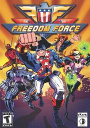 Cover von Freedom Force