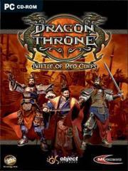 Cover von Dragon Throne - Battle of Red Cliffs