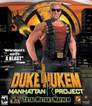 Cover von Duke Nukem - Manhattan Project