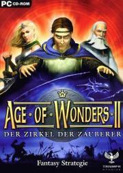 Cover von Age of Wonders 2
