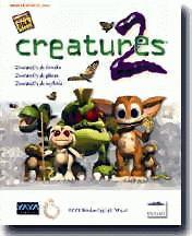 Cover von Creatures 2