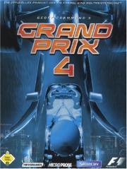 Cover von Grand Prix 4