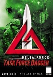 Cover von Delta Force - Task Force Dagger