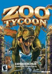 Cover von Zoo Tycoon - Dinosaur Digs